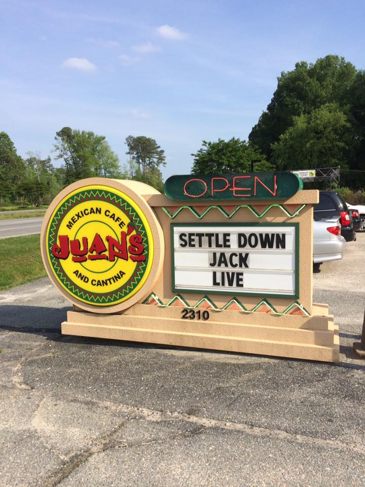 Patio Summer Jams! LIVE Music in Gloucester Featuring Settle Down Jack