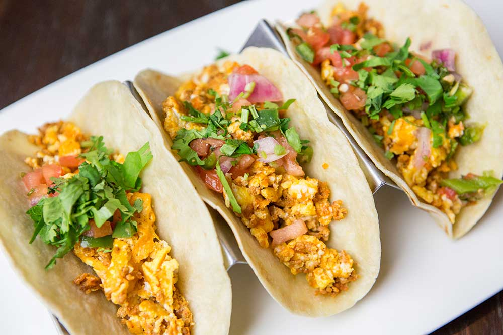 Breakfast Tacos Juans Mexican Cafe And Cantina